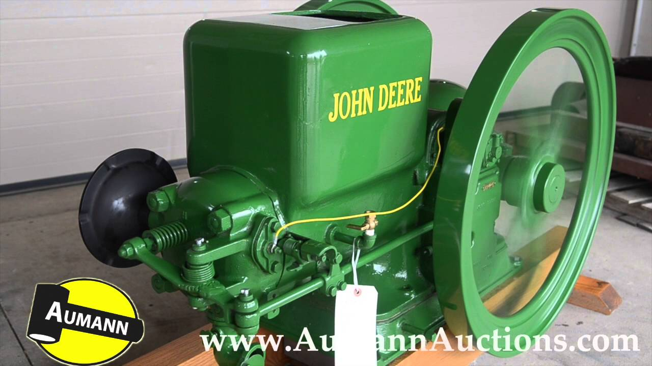 john deere model e engine manual