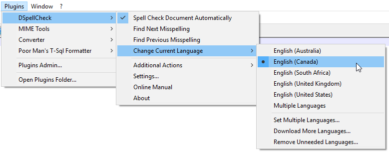 manually download chrome spell check dictionary