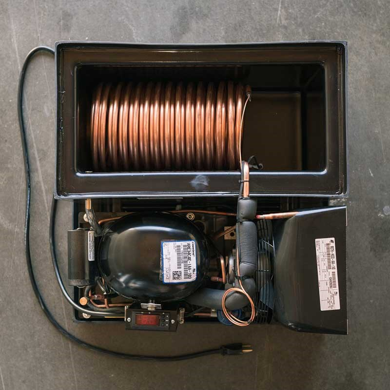 ss brewtech 1 3 hp glycol chiller manual
