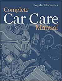 complete car care manual download