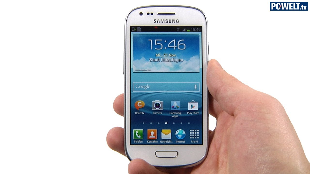 galaxy samsung s3 mini manual