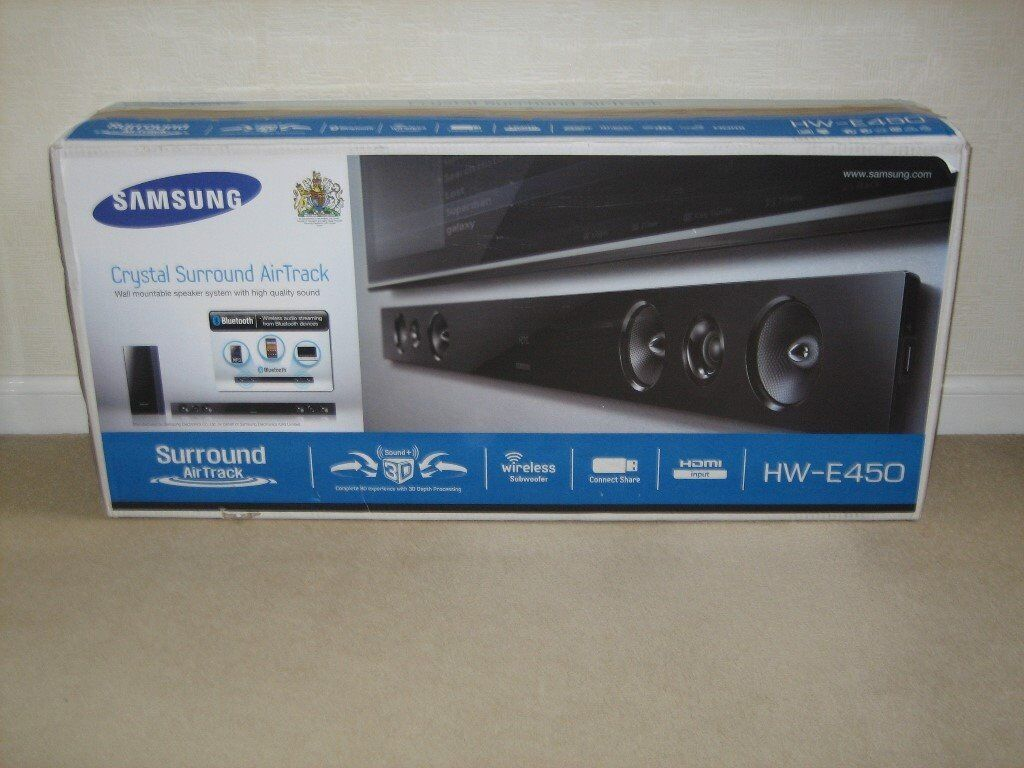 manual for samsung crystal surround airtrack sound bar