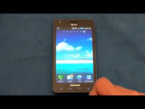manual for samsung infuse 4g