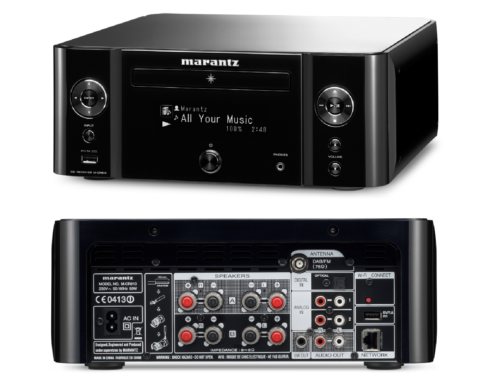 marantz model 250 m service manual
